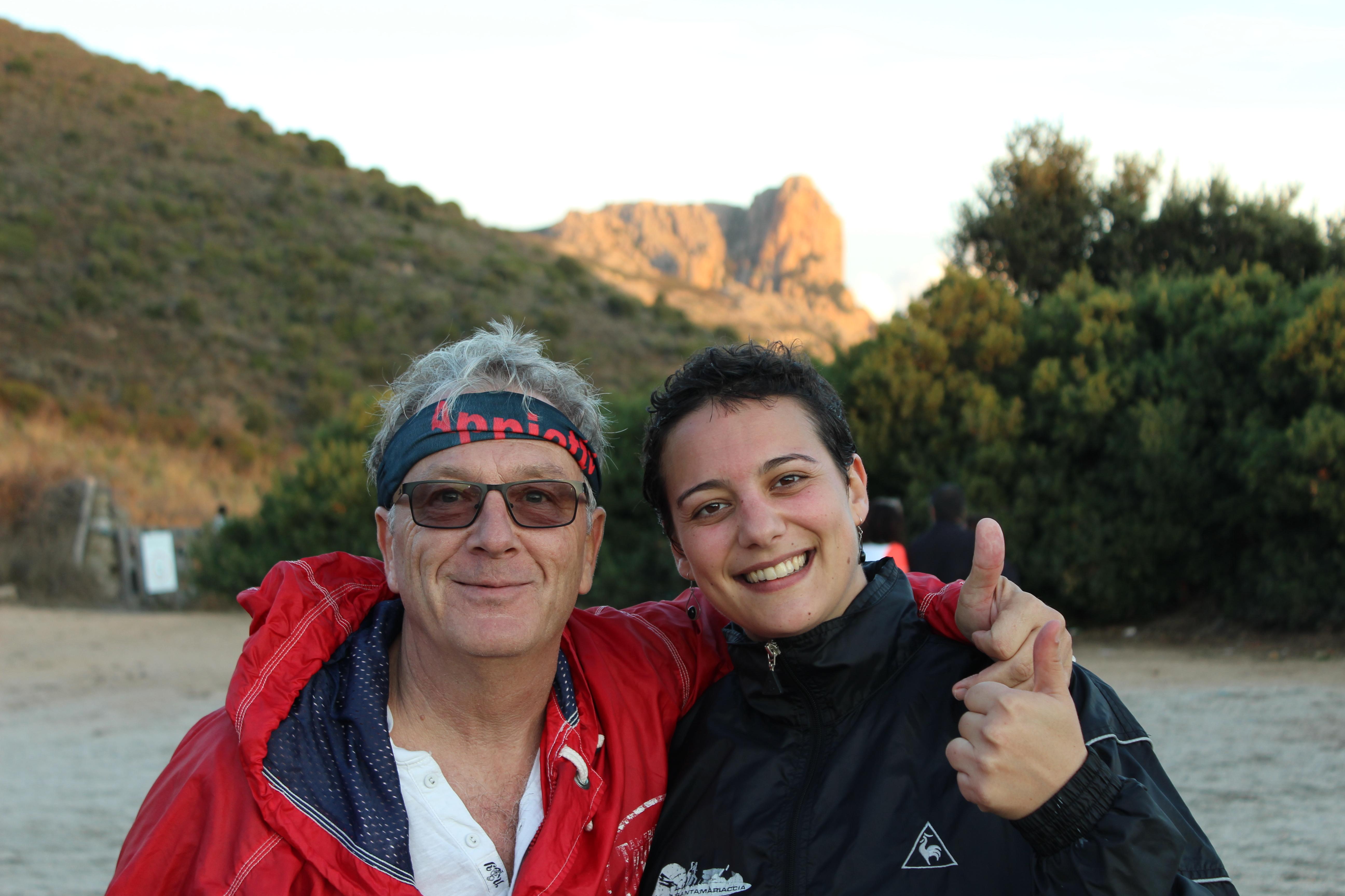 Le Trail Monte Gozzi en Corse – 8.11.2014