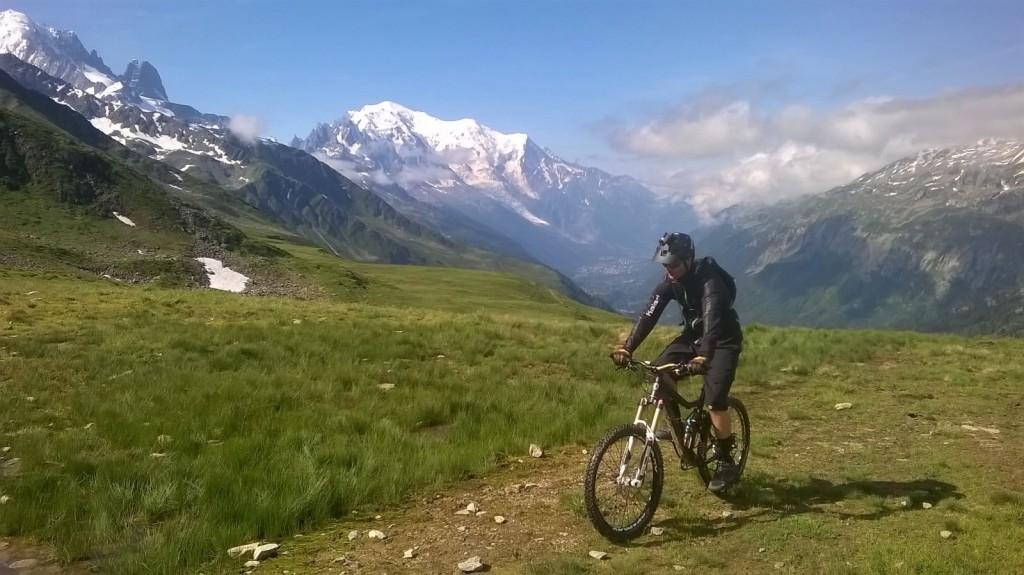 Chamonix - Col de Balme